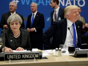 Trump Vindicated: 6 Days Ago Trump Told the UK to Focus on Radical Islam. Now, After A Plot to Kill the Prime Minister, They're Paying Attention.